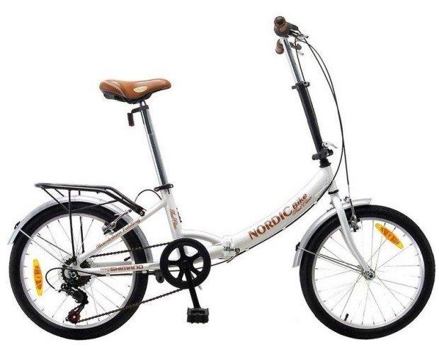 Bicicletas. Bicicletas Plegables. Bicicleta plegable de paseo