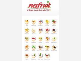 Helados frutales