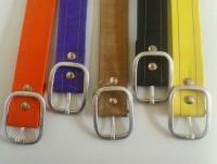 Cinturones lavables