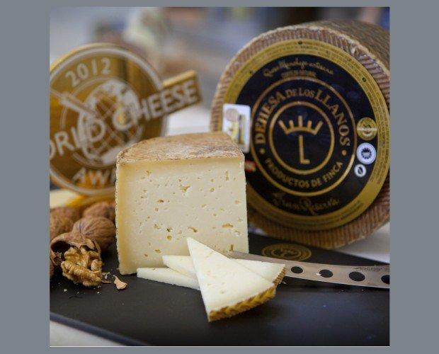Queso DO Manchego. Único queso español nombrado mejor queso del mundo