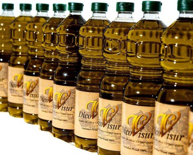 Aceite de Oliva Virgen Extra. Variedad picual 100%