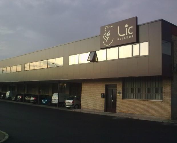 Helado Artesanal.Más de 2000 m2 de instalaciones renovadas.