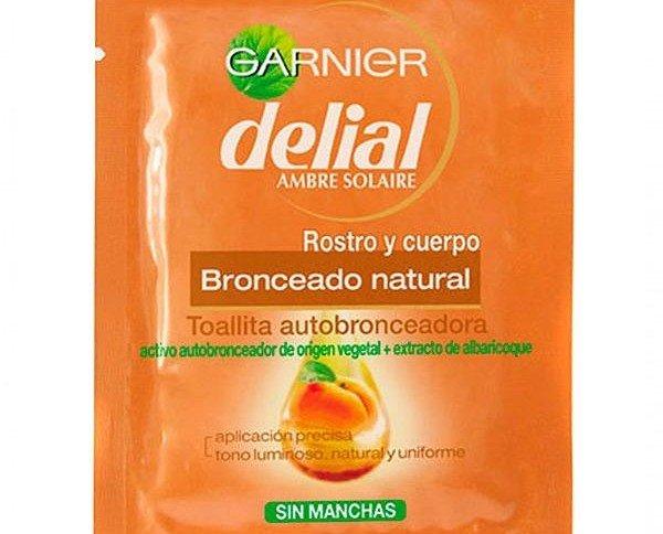 Toallitas Autobronceadoras Delial. Comprar cremas solares al por mayor encontrarás la mejor selección