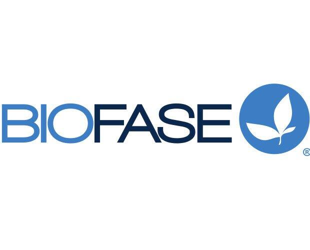 Logo Biofase. Nuestro logo de empresa. Biofase España