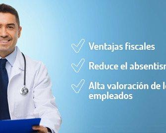 Caser Salud Empresas. Porque tus empleados son el recurso más importante de tu empresa, cuídalos con Caser Salud.