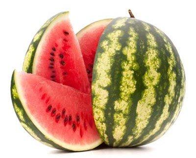Sandías.La fruta estrella del verano