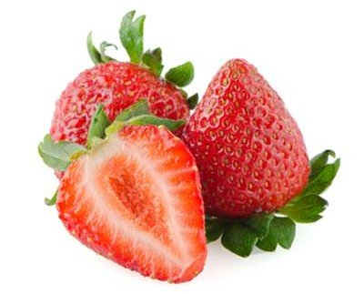 Fresas.Hoy en día es fácil encontrarla disponible durante los 12 meses del año.