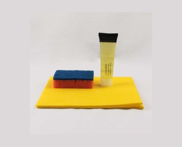 Kit Bronze Bolsa-Bio. Kit de limpieza, tipo de embalaje