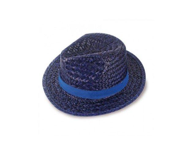 Sombrero de Paja Capo Azul. Disponible en varios colores