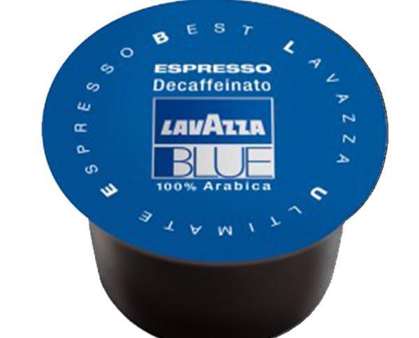 Lavazza espresso descafeinado. Con un aroma rico y afable