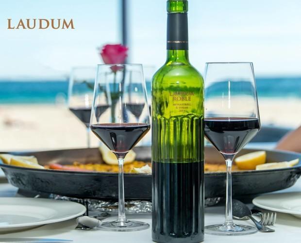 Tinto de Alicante. Disfruta de un autentico maridaje mediterráneo con Laudum Roble.