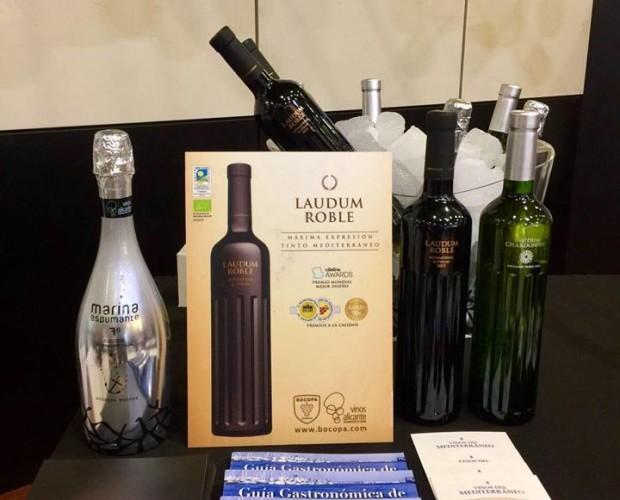 Variedad de vinos. Productos de calidad