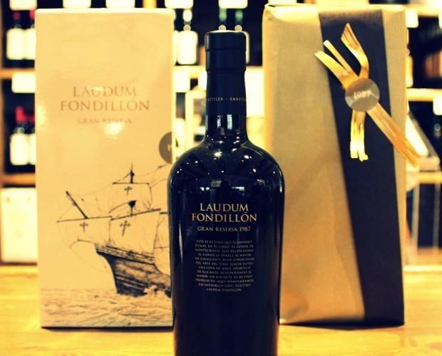 Laudum Fondillón. Ideal para un gran amante del vino