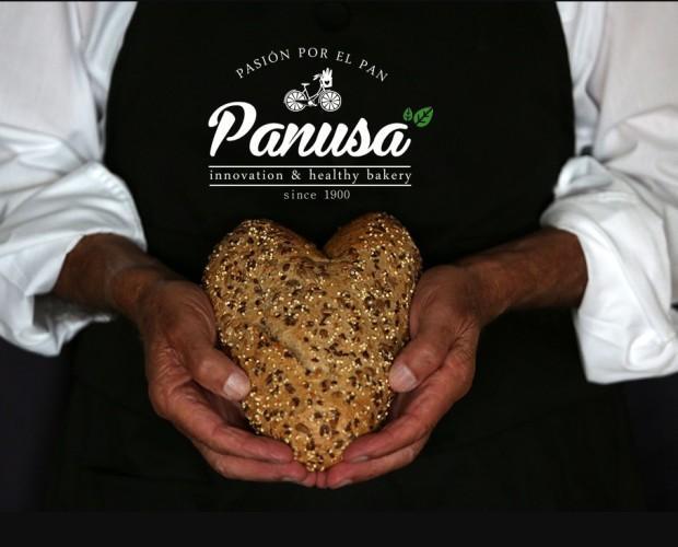 Pan Corazón con Semilla de Chía. Delicioso pan