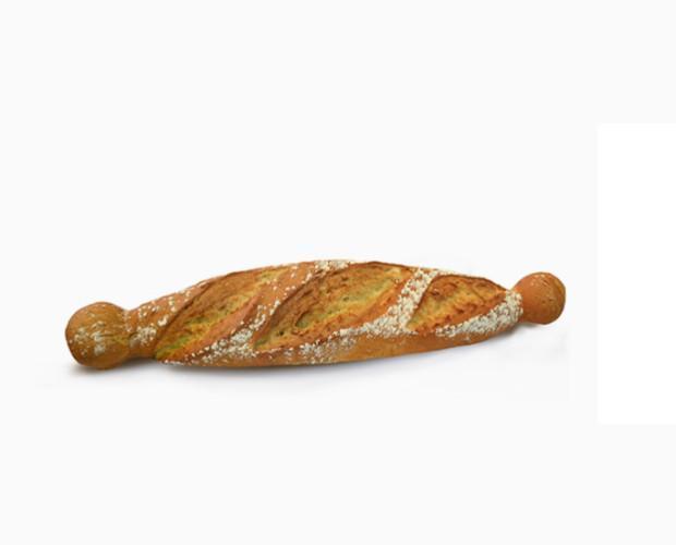 Pan del norte. Barras rústicas
