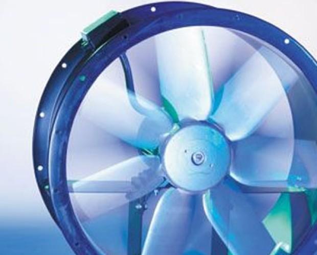 ventiladores para la industria. ventilación industrial