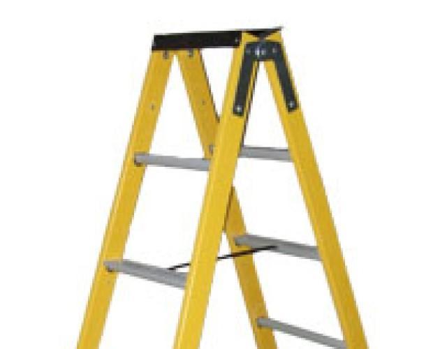 Escaleras.Fabricamos escaleras de fibra de tijeras