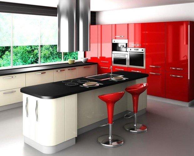 Diseñamos cocinas. Realizamos el ambiente que desea