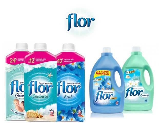 Flor. Surtido Flor.