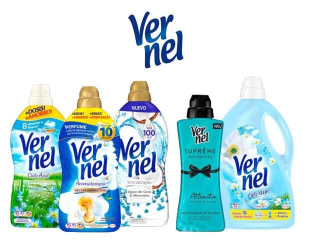 Vernel. Gran surtido en todo tipo de marcas y referencias.