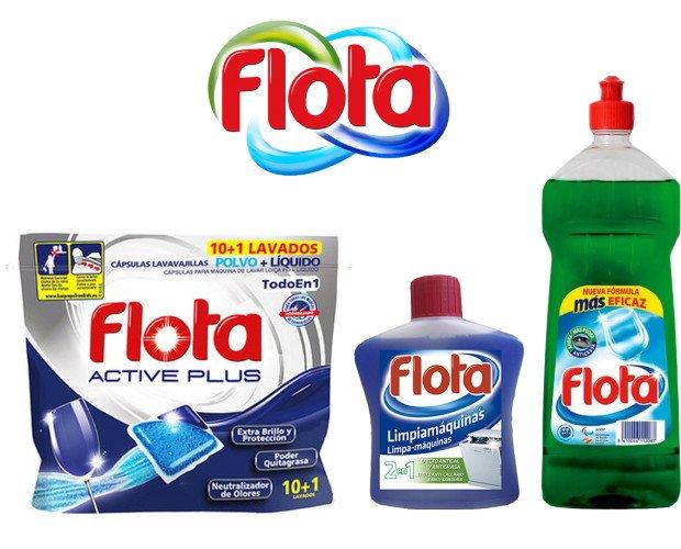 Flota. Gran variedad en toda la gama de productos Flota a muy buen precio.