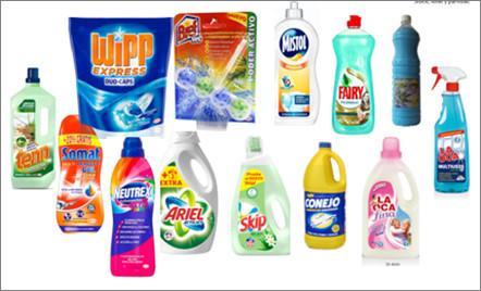 Droguería. Droguería y productos de limpieza para el hogar.
