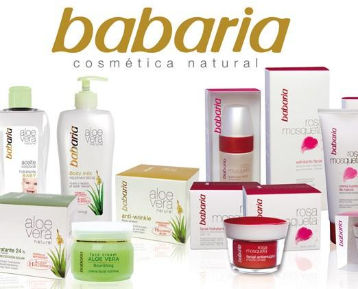 Babaria. Distribuidores marca Babaria