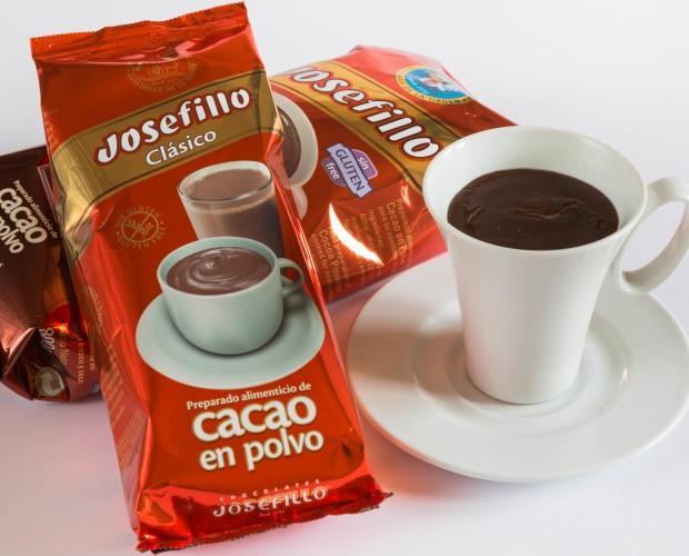 Josefillo Clásico. Cacao en polvo