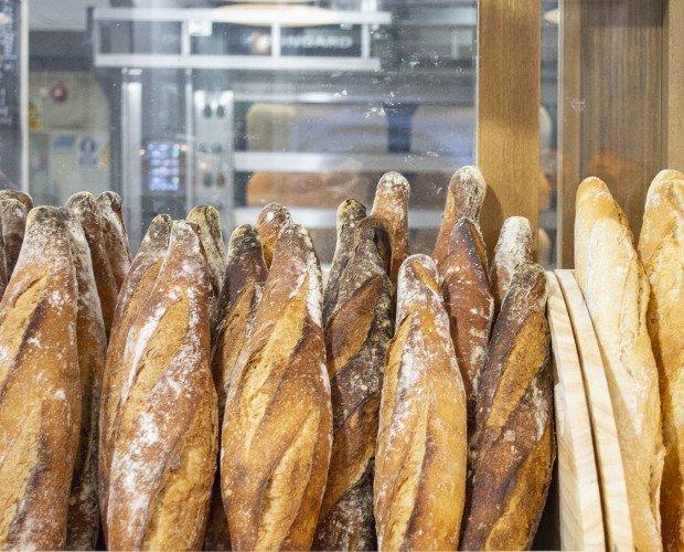 Barras de pan. Nuestras barras de pan variadas