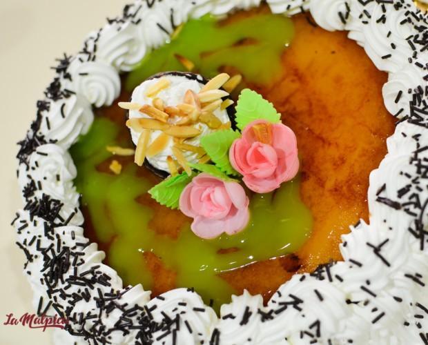 Tartas.Pastel decorado