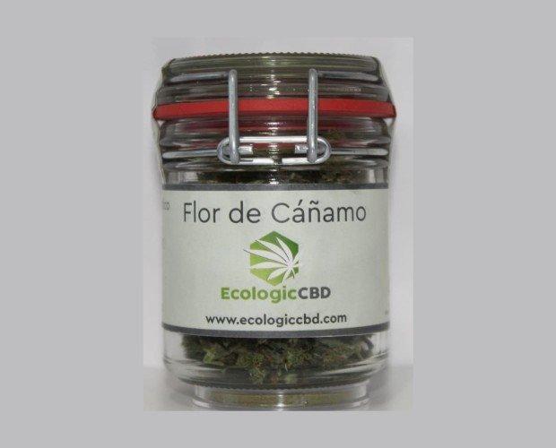 Flor de Cáñamo . Ecologic CBD