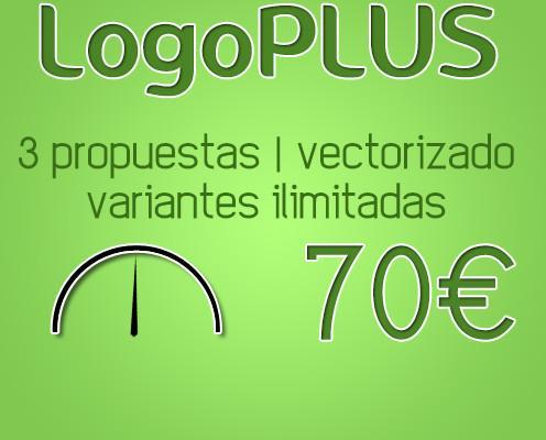 LogoPLUS. Nuestro servicio estándar en el desarrollo de logotipos