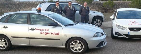 Servicios de Seguridad. Vigilantes de seguridad