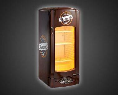 Nevera refrigerada. Disponible en varios acabados