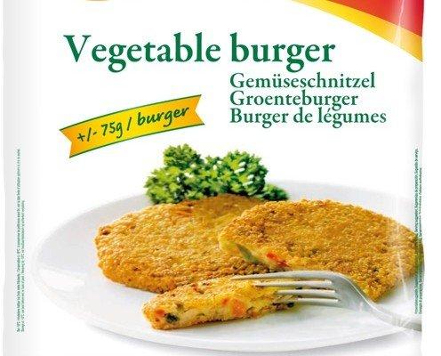 hamburguesa verduras. veggie burguer