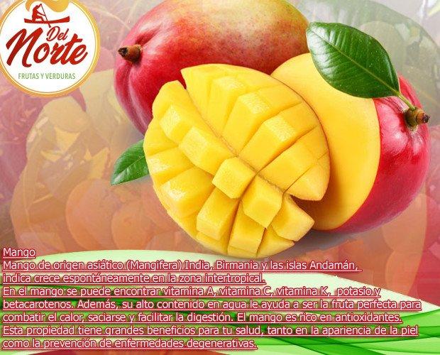 Pulpa de mango. Muy deliciosa