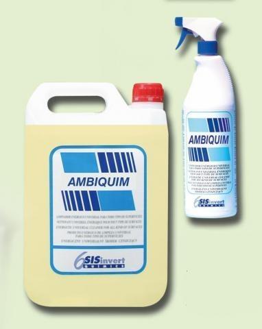 Productos de Limpieza. Ambientadores y Deodorizantes