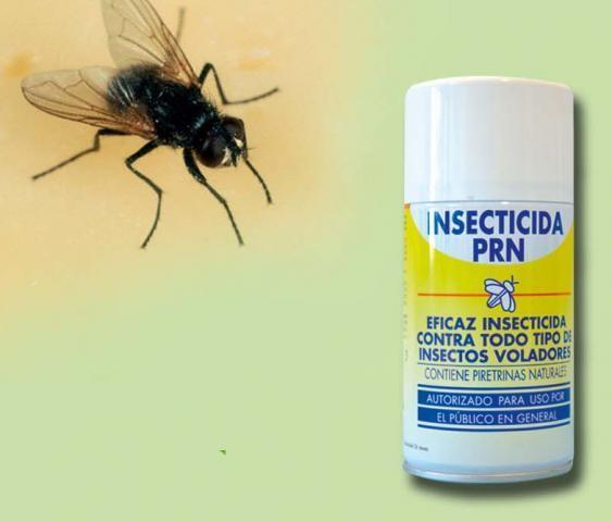 Insecticidas. Insecticida PRN