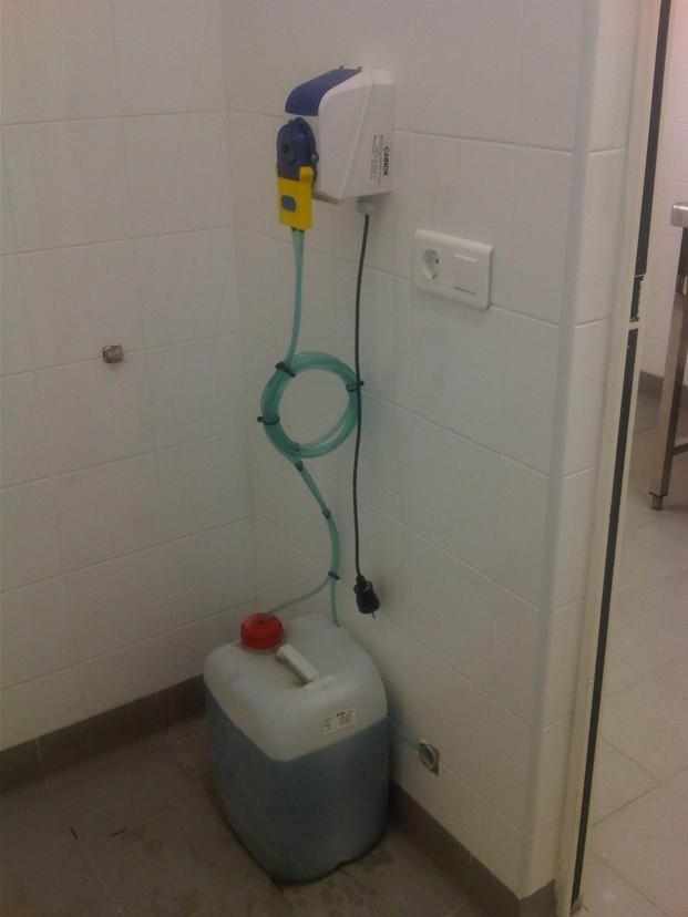 Biopack ACL GRASAS. Para aguas de cocinas con grasas, aceites, etc.