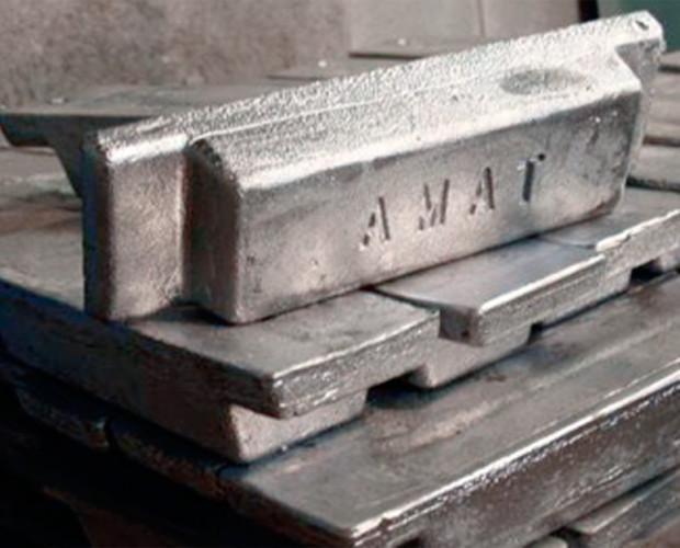 Plomo.Nos especializamos en metales no férreos