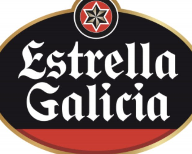 Botellas de Cerveza con Alcohol.Cerveza Estrella Galicia