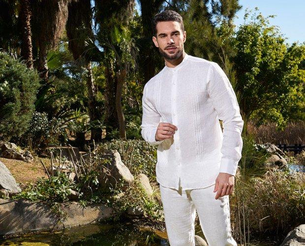 Camisas de lino. camisas de lino de fabricaron española