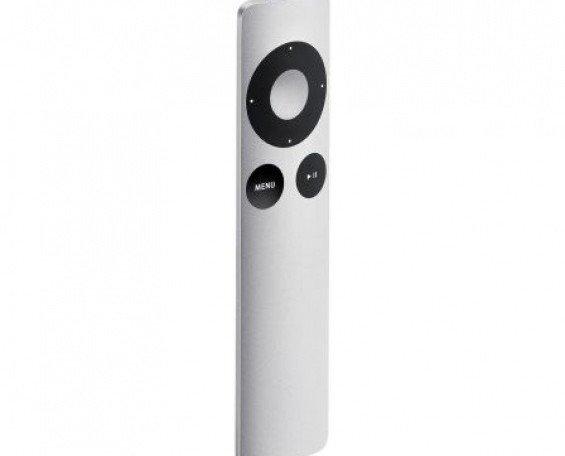Apple Mando Remoto. Conecta el iPod a una minicadena, a unos altavoces estéreo o al televiso
