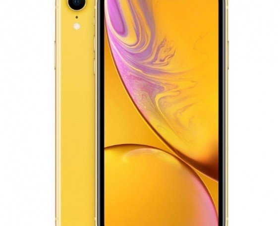 Apple Iphone XR. Liquid Retina HD display