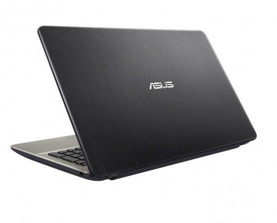 Portátil Asus. Color de la tapa LCDMR negro