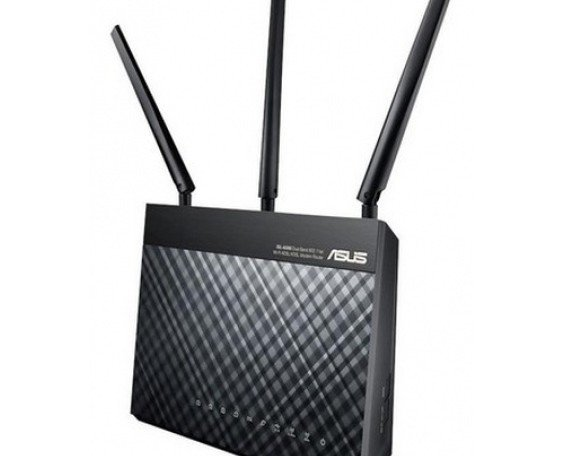 ASUS DSL. Router inalámbrico