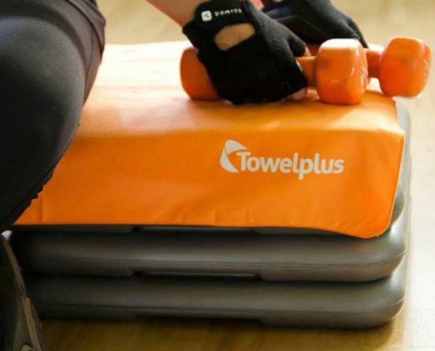 Toallas personalizada. Elaboradas en microfibra
