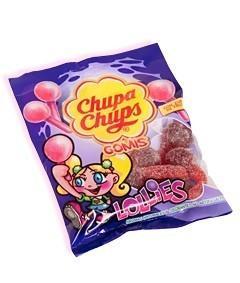 Gomas Chupa Chups. Variedad de gomas y golosinas Chupa Chups