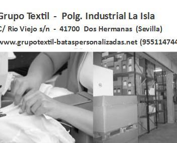 Nosotros. Grupo Textil, empresa ropa laboral para hostelería