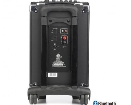 Altavoz Bluetooth inalámbrico. Ideal para animar celebraciones, fiestas, eventos, etc